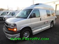 2014 Roadtrek 170 Versatile Class B Van Rental Finance