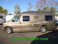 2014 Roadtrek 210 Popular Class B Motorhome for Sale
