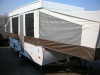 The 2014 Rockwood Freedom 2280 is an expandable camper.