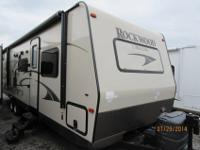 The 2014 Rockwood Ultra Lite 2905SS is a bunkhouse