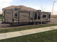 2014 Rockwood Windjammer 3025w, Diamond Package, This