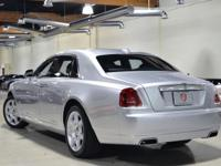 This 2014 Rolls Royce Ghost was owned personally by