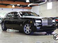 The 2014 Rolls Royce Phantom Extended Wheelbase for