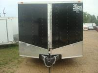 2014 ROYAL CARGO RWT 8.5X24ENCLOSED TRAILER,TWO TONE