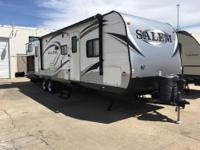 This Is A 2014 Forest River Salem 320Bhds Travel