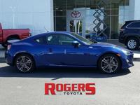 This 2014 Scion FR-S has a B4, 2.0L high output engine.
