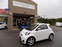 2014 Sonic iQ. Sharp fuel sipping Scion iQ. Clean low