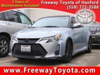This charming-looking 2014 Scion tC is the gas-saving