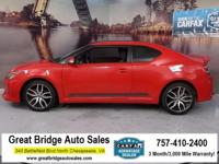 2014 Scion tC CARS HAVE A 150 POINT INSP, OIL