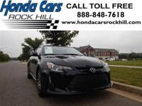 Dealer Certified, CARFAX 1-Owner, Superb Condition,