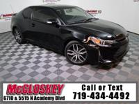Very Clean and sporty 2014 Scion tC w/ Panoramic Moon