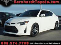 We are excited to offer you this CERTIFIED 2014 SCION