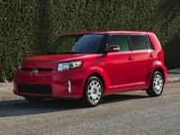 2014 Scion xB in Black Sand Pearl. 28/22 Highway/City