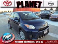 2014 Scion xD Blue CARFAX One-Owner. After 160 point