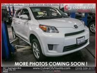Options:  2014 Scion Xd Base|White|Toyota