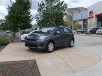 New Price! Clean CARFAX. Gray 2014 Scion xD 4D