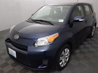 4D Hatchback, 5-Speed Manual with Overdrive, FWD, and