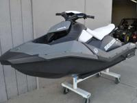 2014 Sea-Doo Spark 3up 900 H.O. It boasts the most
