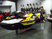 With the biggest engine in the Sea-Doo Tow Sport boat