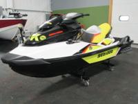 2014 SEA-DOO WAKE PRO 215 WITH ONLY 20 HOURS! Features