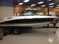 2014 Sea Ray 21 SLX/ 5.0 L MPI MerCruiser/ Bravo