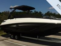- Stock #76678 - 2014 Sea Ray 240 Sundeck is big enough