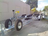 SeaTech Trailers; supplier's of Custom Light weight