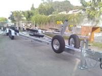 SeaTech; Maker fo Personalized Aluminum Boat Trailers