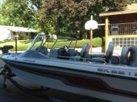 2014 Skeeter MX1825 with a Yamaha F200HP engine,