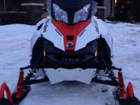 For Sale 2014 Skidoo Backcountry X 800 etec Mint