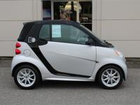 THIS 2014 Smart ForTwo Electric Clean CARFAX Loaded