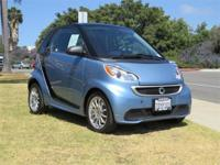 Options:  2014 Smart Fortwo Electric Drive