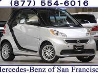 Clean CARFAX. One Owner. Meet our 2014 Smart fortwo