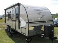 A New True Ultra-Lightweight Travel Trailer! Simply