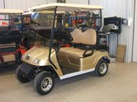 2014 Star 36V Playing golf Golf Cart. New with head &