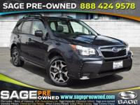 Load your family into the 2014 Subaru Forester! It