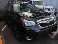 2014 Subaru Forester 2.0XT Touring 28/23 Highway/City