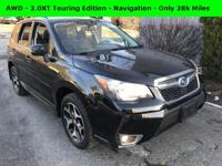 AWD - Navigation - 2.0XT Touring Edition - Only 28k