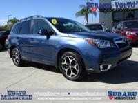 SUBARU CERTIFIED LOW MILEAGE 2014 SUBARU FORESTER 2.0XT