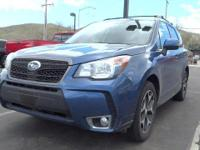 Check out this 2014 Subaru Forester 2.0XT Touring. Its