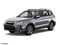 Recent Arrival! 2014 Subaru Forester 2.0XT Touring Ice