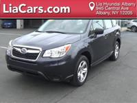 2014 Subaru Forester 2.5i and !!!ONE OWNER-CLEAN CAR
