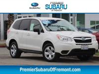 Options:  2014 Subaru Forester 2.5I 4D Sport Utility|4