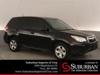 Certified. CARFAX One-Owner. 2014 Subaru Forester 2.5i,