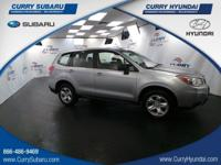 Come see this 2014 Subaru Forester 2.5i. Its Variable