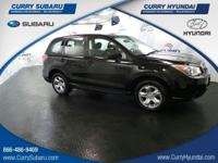Look at this 2014 Subaru Forester 2.5i. Its Variable