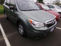 Check out this 2014 Subaru Forester 2.5i. Its Variable