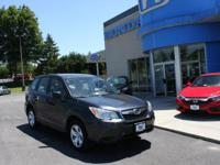 2014 Forester 2.5i AWD. Perfect Color Combination! Call