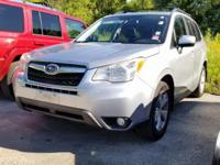 CARFAX One-Owner. Clean CARFAX. Ice Silver Metallic