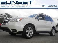 CARFAX 1 owner and buyback guarantee!! Priced below KBB